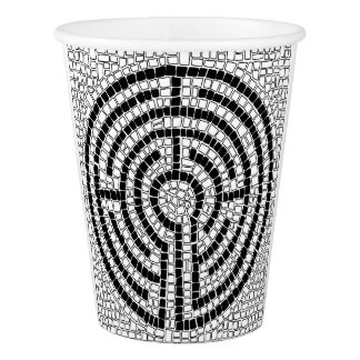 Labyrinth VII Paper Cup