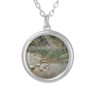 Lac Blanc - France Personalized Necklace