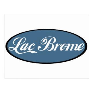 Lac Brome Souvenir Postcard