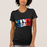 L'acadie de Vive Camiseta