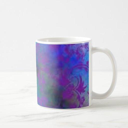 lace1 taza clásica