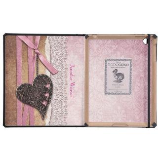 Lace and Charm DODO iPad Case