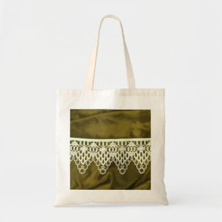 Lace Budget Tote Bag