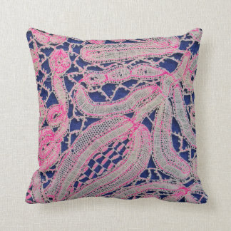 White Lace Throw Pillow : White Lace Pillows - Decorative & Throw Pillows Zazzle