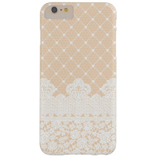 Lace Border Barely There iPhone 6 Plus Case