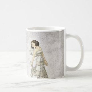 Lace Bride Coffee Mug