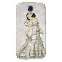 Lace Bride Galaxy S4 Cover