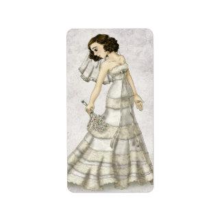 Lace Bride Label
