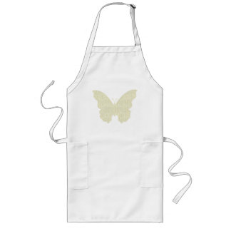 Lace Butterfly Apron