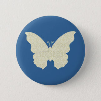 Lace Butterfly Button