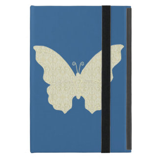 Lace Butterfly iPad Mini Case
