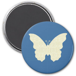 Lace Butterfly Magnet