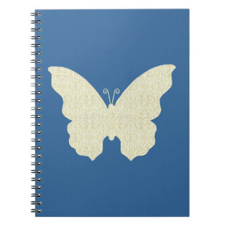 Lace Butterfly Notebook