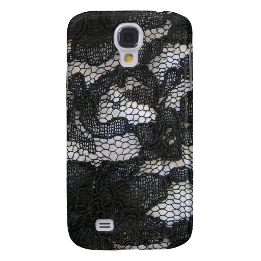 lace cell phone case galaxy s4 cases : Zazzle