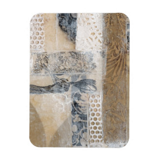 Lace Collage I Magnet