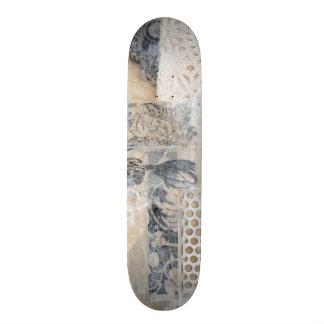 Lace Collage I Skateboard Deck