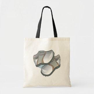 Lace Em Up Canvas Bags
