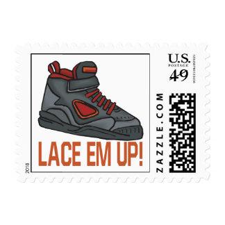 Lace Em Up Postage