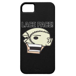 Lace Face iPhone SE/5/5s Case