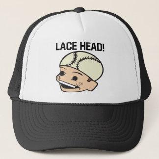 Lace Head Trucker Hat