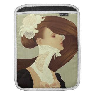 'Lace' iPad Sleeve