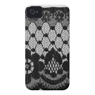 Lace iPhone 4 Case-Mate Case