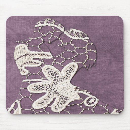 Lace Lovers Mousepad