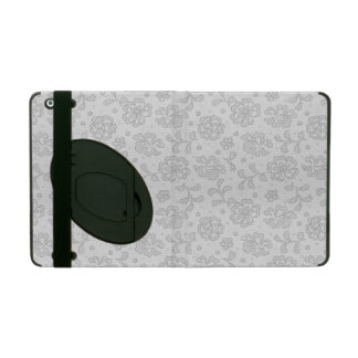 Lace pattern, flower vintage 1 iPad covers