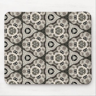 Lace Patterns Mouse Pad