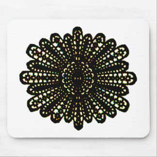 Lace Rose Colored 2 The MUSEUM Zazzle Gifts Mouse Pad