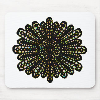 Lace Rose Colored The MUSEUM Zazzle Gifts Mouse Pad