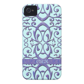 Lace Scroll iPhone 4 Cases
