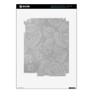 Lace Skins For iPad 3