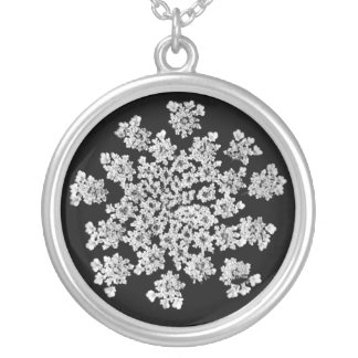 'Lace Snowflake' Necklace