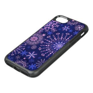 Lace Snowflakes 2 OtterBox Symmetry iPhone 7 Case