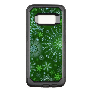 Lace Snowflakes 3 OtterBox Commuter Samsung Galaxy S8 Case