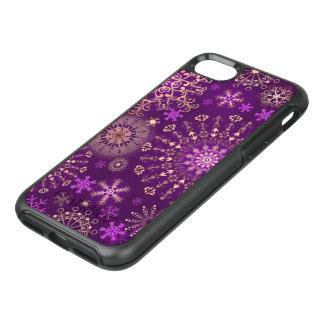 Lace Snowflakes OtterBox Symmetry iPhone 7 Case
