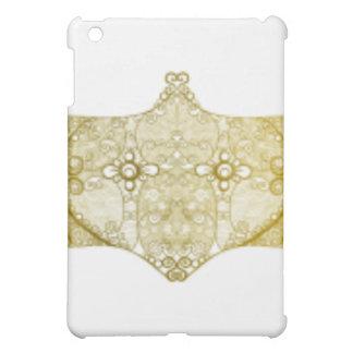 Lace Strip Yellow iPad Mini Covers
