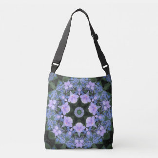 Lacecap Hydrangea Tote Bag