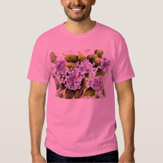 Lacecap Hydrangeas T Shirt