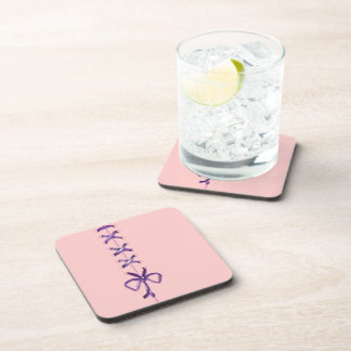 Laced Up Beverage Coaster