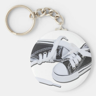 LacedTennisShoes032112.png Keychain