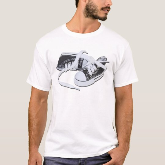 LacedTennisShoes032112.png T-Shirt