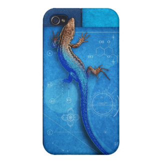 Lacertidae v1.2 case for iPhone 4