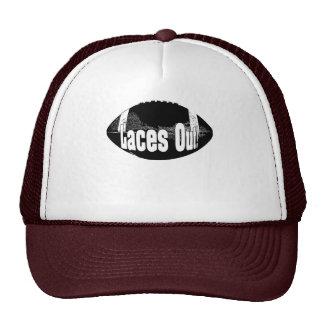 Laces1 Trucker Hat