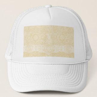 Lacey Beige Light Trucker Hat