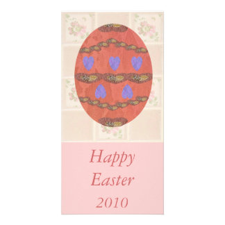 Lacey Egg 2010, Card