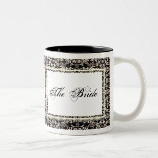 Lacey Frame Mug