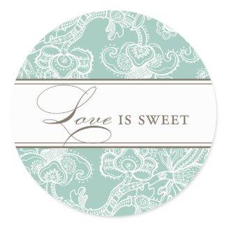 Lacey Love is Sweet Sticker sticker