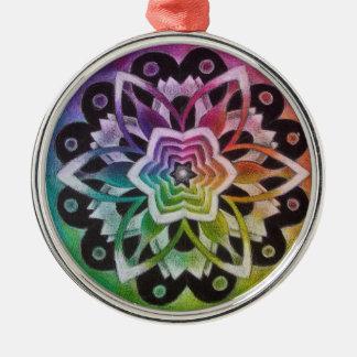 Lacey Mandala Ornament